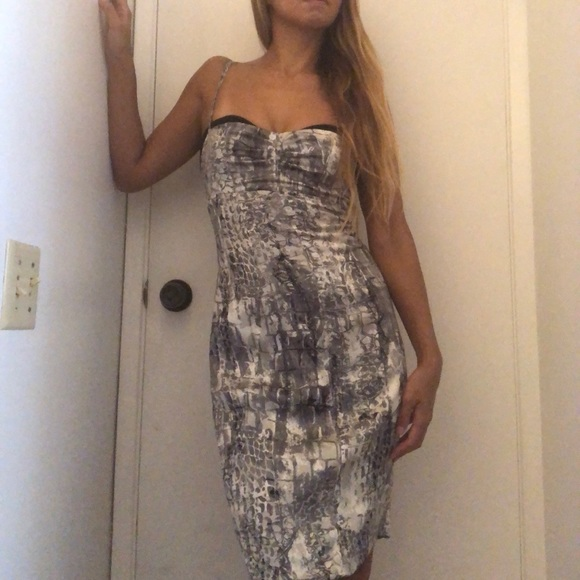 Marciano Dresses & Skirts - Marciano Silk bodycon dress size 4 set of 2